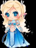 Elf Fantasy Adopt 01- Auction/Trade [CLOSED] by KazumiMai
