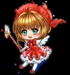 Cardcaptor Sakura by KazumiMai