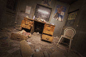 Lost office by IndependentlyConceal