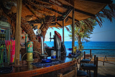 Jolly Roger Bar by IndependentlyConceal