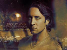 Mick ST. John by JoshGrey