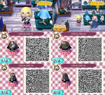 QR Code: IA's outfit