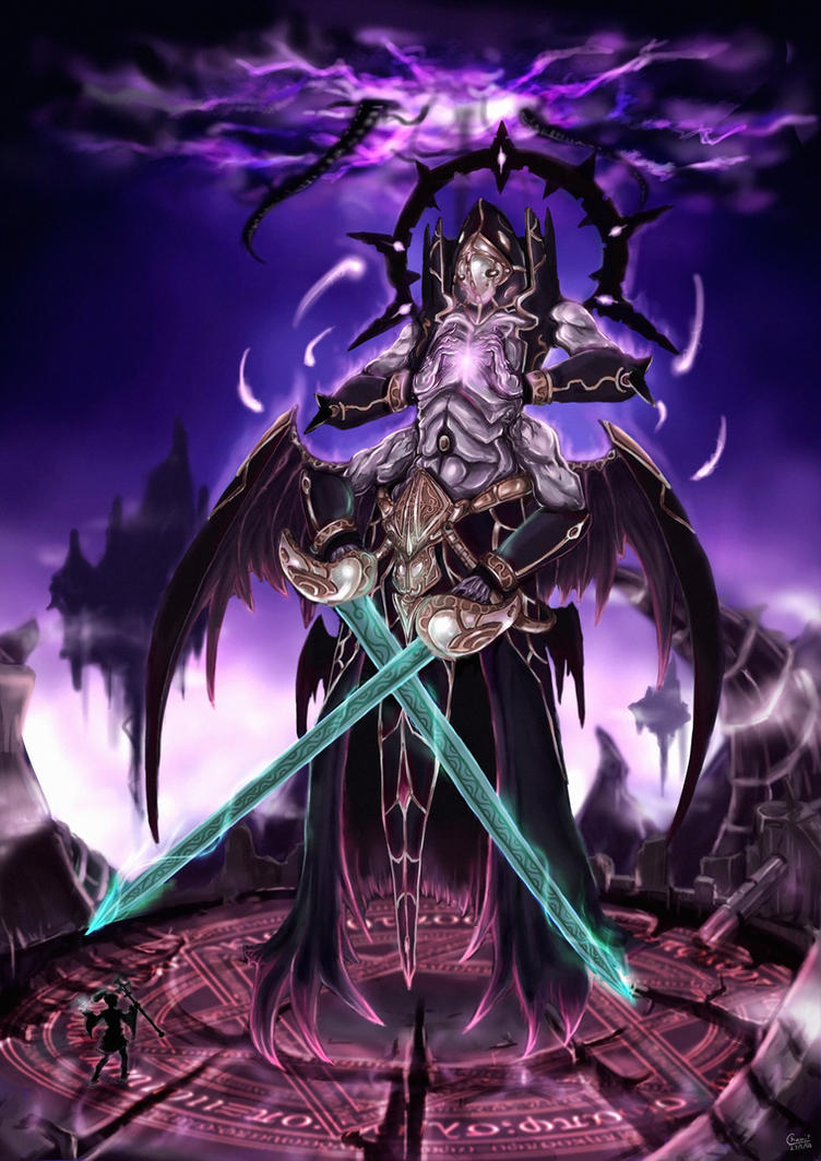 Enigma - Death Colossus by kachima