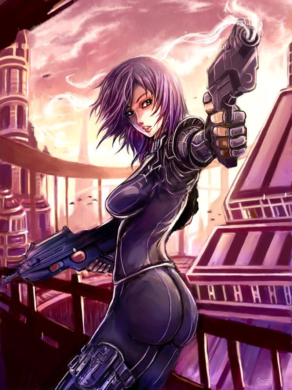 CM : I shoot you down bang bang by kachima
