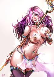 Cm : Enchantress by kachima