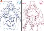 PT : Vote event : Emma frost vs Elektra