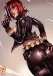 PT :  Black Widow [natasha romanoff]