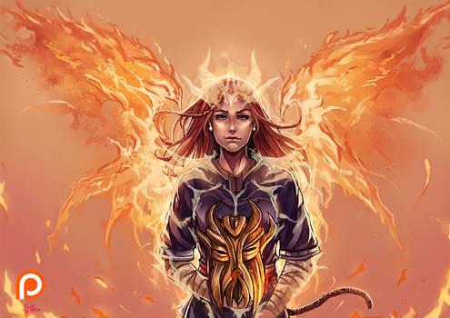 CM : Ysmir the Dragon Born