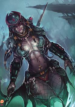 The Predator [Yautjana]