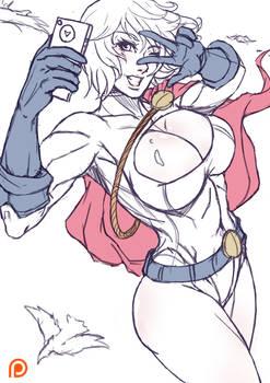 PT : Power Girl