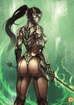 Genji , OVERWAWTCH Genderbend [1]