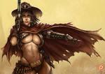 Mccree , Overwatch genderbrend [2]