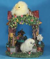 Trellis Chicks by Innocentium