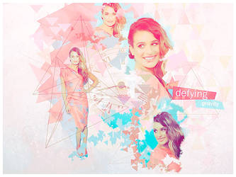 Lea Michele Contest Entry by AshleiCatastrophe