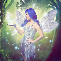 Katy Perry Fairy by AshleiCatastrophe