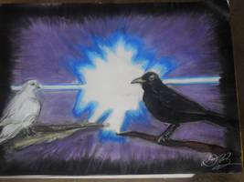 Love Birds by Konack1