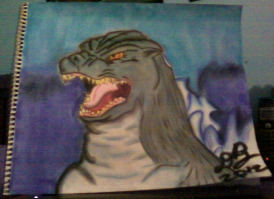 Godzilla by Konack1