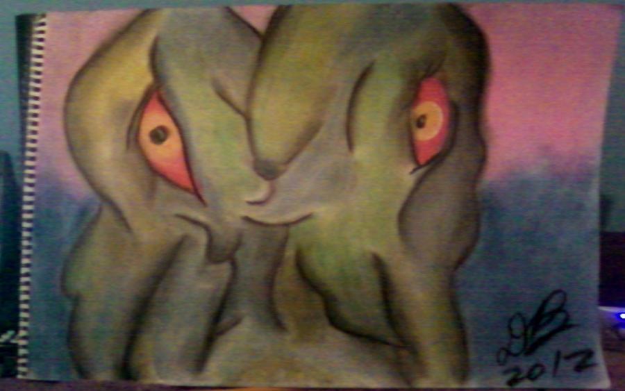 Hedorah, The Smog Monster by Konack1