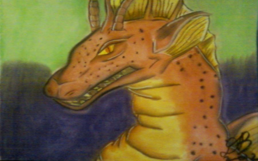 Titanosaurus by Konack1