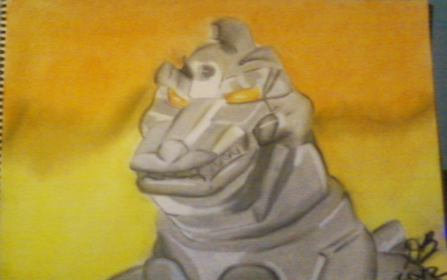 MechaGodzilla 2 by Konack1