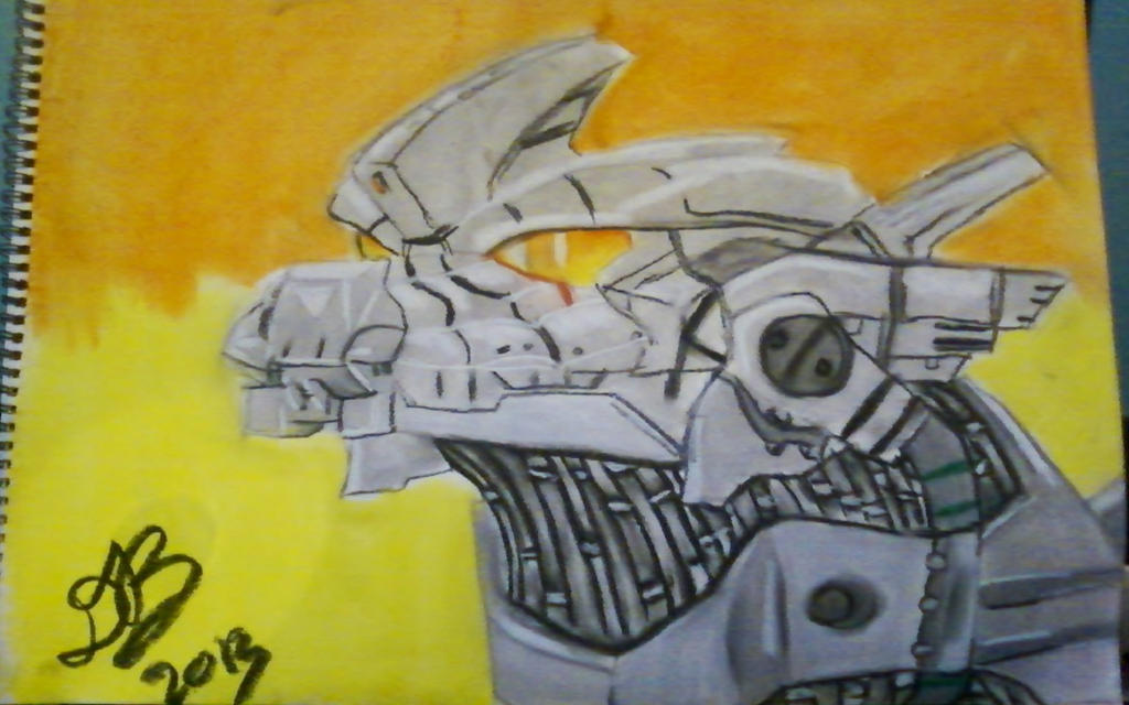 MechaGodzilla 3 by Konack1