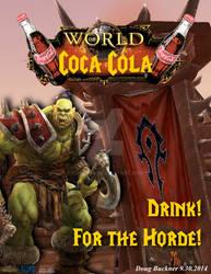 World of Coca Cola, Horde