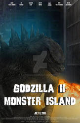 Godzilla II: Monster Island (no helicopter)
