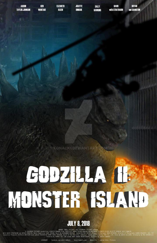 Godzilla II: Monster Island (helicoptor) by Konack1