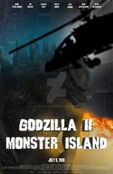 Godzilla II: Monster Island (helicoptor, light)