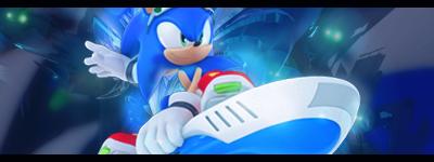Sonic by Sinnoh65