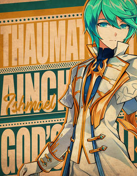 [Poster] Ain - Thaumaturgy