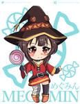 Megumin - Sweet Arch Wizard by iKouichi
