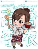 Takahashi Rie no Konban Nanitsukuro? by iKouichi