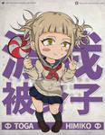 Toga Himiko - Chibi version