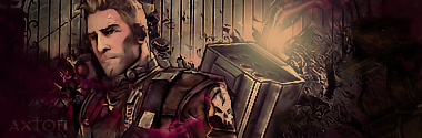 Axton from Borderlands by Sujune