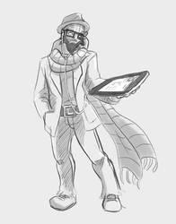 Hipster Ryze by PandaTork