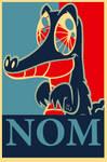 Gummy Political Poster