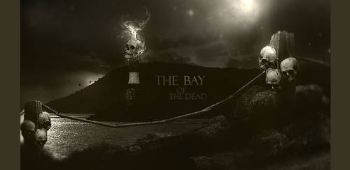 The bay where the ghosts will by rafaeljv