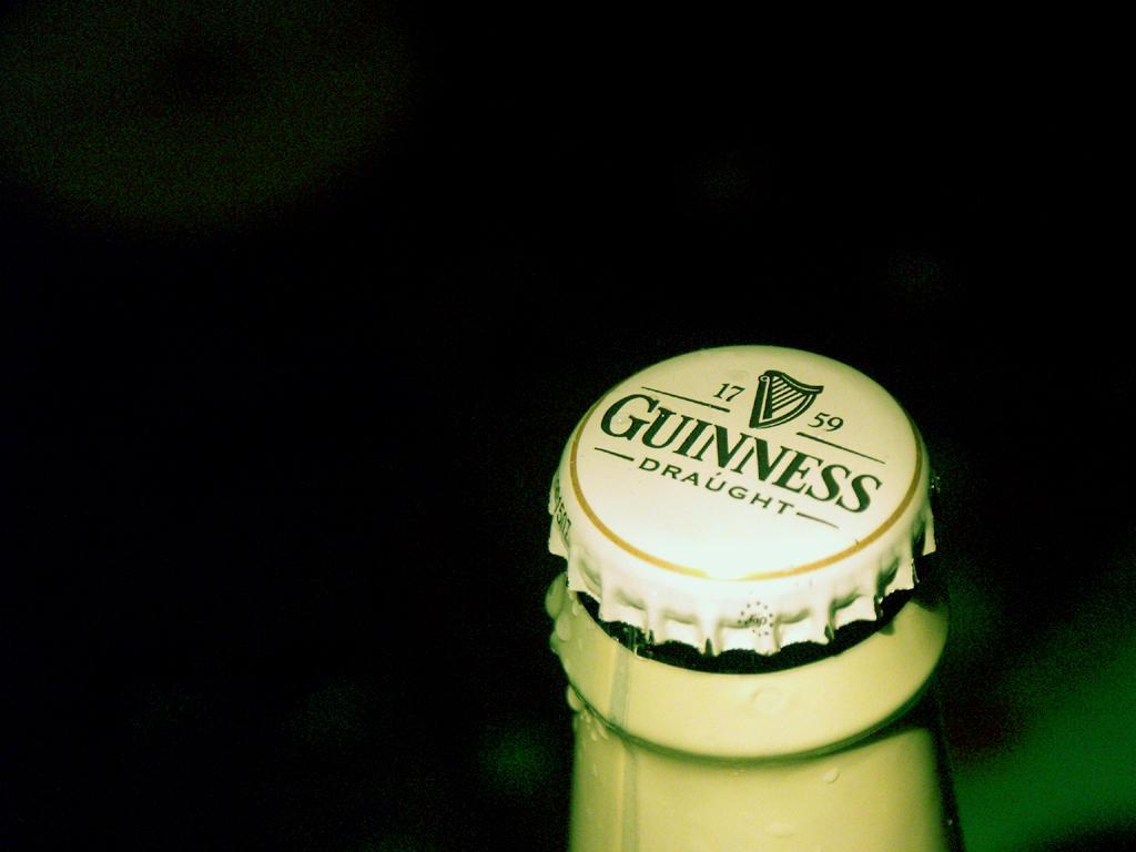 Guinness Green by alkaline