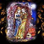 Halloween Contest for cutiepiewonderland by Gummi-bear-Rose