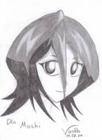 Rukia by Vodh
