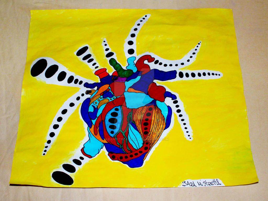 My heart by Saramistretta94