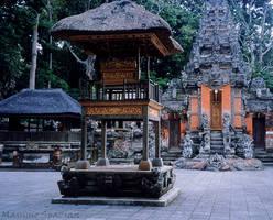 Bali - Tempio Padangtegal - 2 by morden