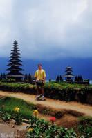 Bali - Pura Ulun Danu Bratan 1 by morden