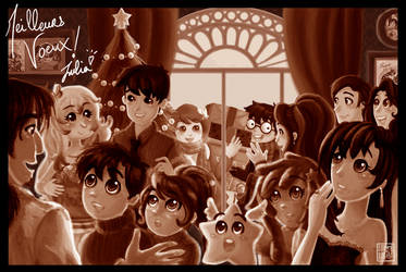 Christmas 2010 by Jasrah