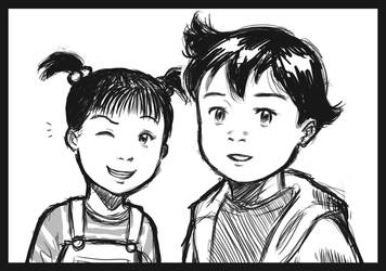 Astro and Uran