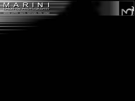 Website - Marini Photography