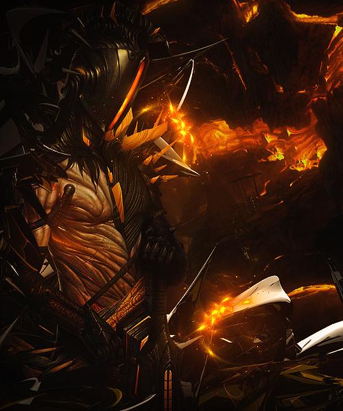 DarkGladiator by NerfPixels