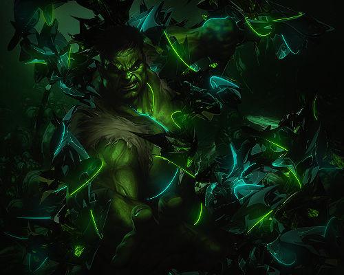 hulk the avenger