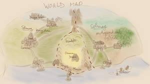 Selmag World Map